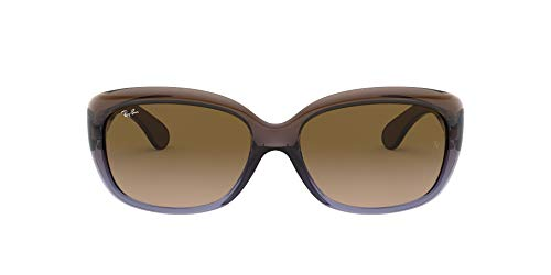 Ray-Ban MOD. 4101 Ray-Ban Sonnenbrille MOD. 4101 Schmetterling Sonnenbrille 58, Braun