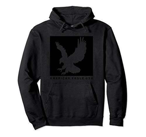 Eagle USA #12 Pullover Hoodie