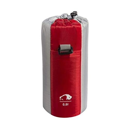 Tatonka Thermobeutel 0, 6l Thermohülle, Grey, Ø: 9 x 25 cm