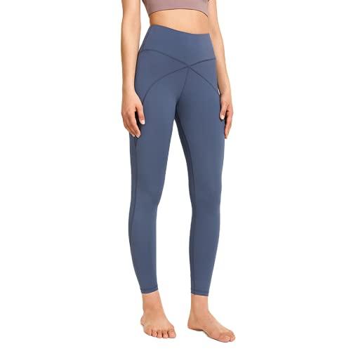 Pantalones de Yoga sin Costuras para Mujer, Push-ups, Celulitis, Gimnasio, Correr, Pantalones de chándal, Leggings de Entrenamiento de energía de Cintura Alta B XL