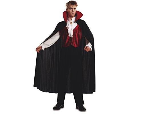 My Other Me Me-200242 Disfraz de vampiro gótico para hombre, M-L (Viving Costumes 200242)