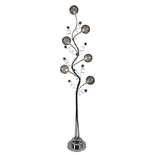 Xu Yuan Jia-Shop Lámpara de Suelo Personalidad Pluma Creativa Cubierta de LED...