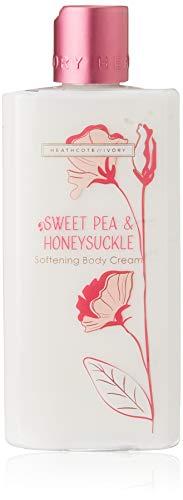 Heathcote & Ivory Sweet Pea und Geißblatt Hand und Nagel Creme Collection, 250ml