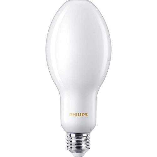 Philips LED Lampe 18 Watt als Ersatz für 80 Watt HPL/Osram HQL E27 840 kaltweiß VVG & 230 Volt 80W