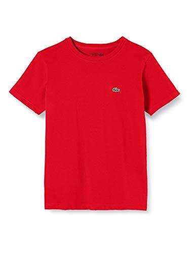 Lacoste Sport TJ8811 Camiseta, Red, 12 años para Niños