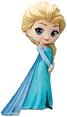 Banpresto - Figurine Disney Elsa shipfree Ranking TOP10 Posket Q 14cm Characters 32
