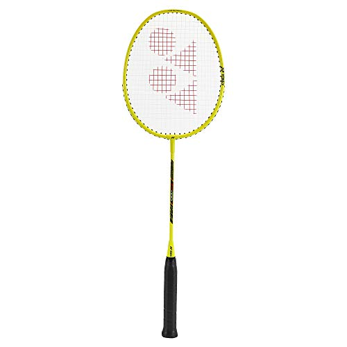 Yonex Zr 100 Aluminium Badminton Racquet (Yellow)