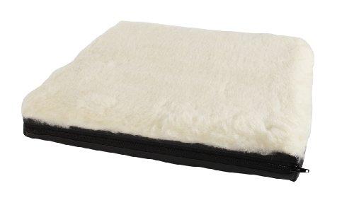 Prestaties Gezondheid Luxe Fleece Topped Rolstoel Kussen (Geschikt voor btw-verlichting in het Verenigd Koninkrijk)
