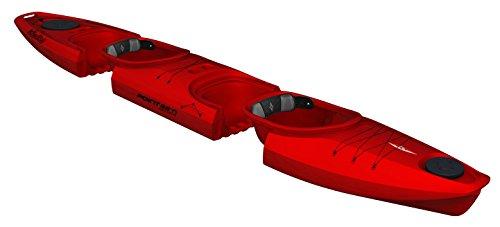 Unbekannt Martini Modular Kayak Kayak GTX Tandem Rosso von point65