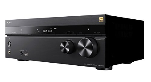 Sony STRDN1080.CEK 7.2 CH 4K UHD AV Receiver with Dolby Atmos and Multi-Room - Black