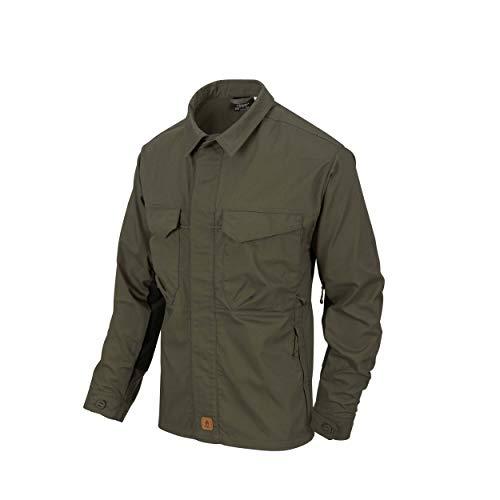 Helikon-Tex Woodsman Taiga T-shirt Vert/noir