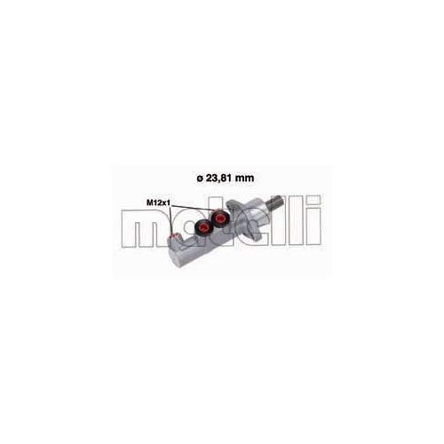 METELLI 05-0687 Hauptbremszylinder & Reparaturteile