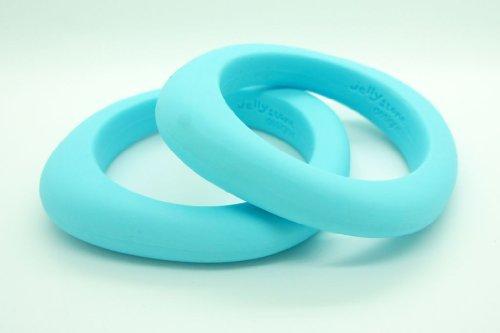 Jellystone Organique Bracelet - Aqua Tiffany