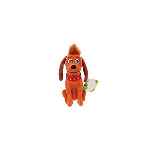 Shihong-G New Christmas Geek Green Monster Plüschtier Sein Hund Grinchn Santa Doll Weihnachtsspecial 3er-Set Plüschtiere