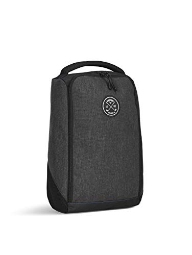 Callaway Golf 2019 Clubhouse Collection Shoe Bag, Black