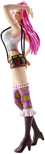XYBHD 24,5 cm Einteilige sexy nackte Mädchen Schönheit in einem Bikini Nami Robin Boa Hancock Shirahoshi Bonney PVC Actionfigur Modell Spielzeug