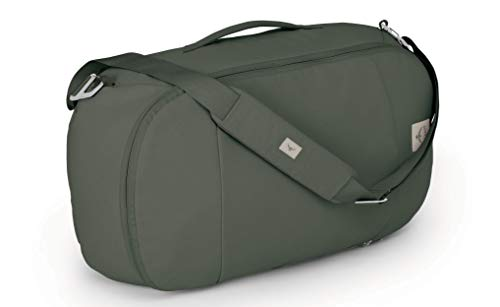 Osprey Arcane Duffel Travel Backpack, Haybale Green