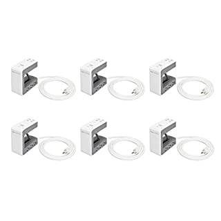 AmazonCommercial AC and USB Desktop Outlet with Surge Protection, 6 PACK (B082Q1QBSK) | Amazon price tracker / tracking, Amazon price history charts, Amazon price watches, Amazon price drop alerts