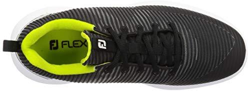 [フットジョイ]ゴルフシューズFJフレックスXPメンズブラック(20)24.5cm