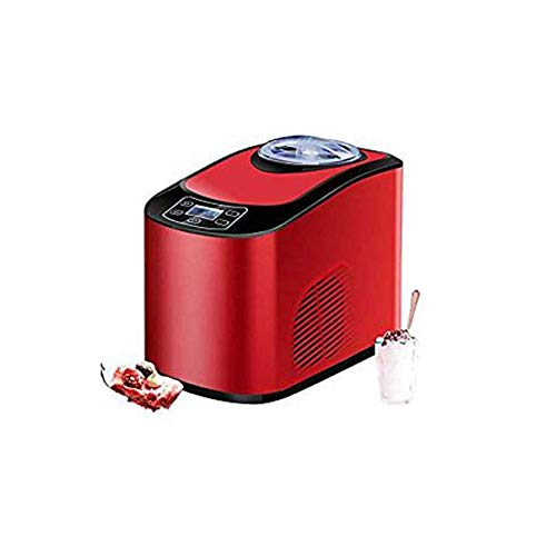 Review Of QPLKKMOI Ice Cream Maker Machine, Automatic Make Delicious Ice Cream, Yogurt and Sorbet Ma...