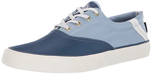 Sperry Mens Striper II CVO Bionic Sneaker, Navy/Blue, 7