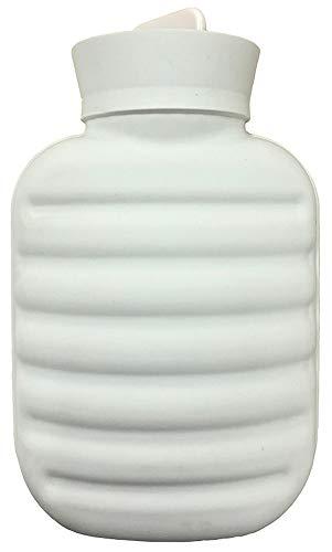 三宅化学(TP-miyake) ホワイト 約1L シリコン 湯たんぽ 電子レンジ専用 441456