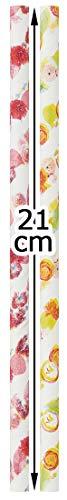 スケーター『紙製ストローハーバリウム8mm』