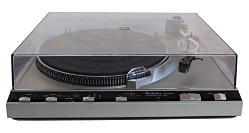Technics SL-5300 vollautomatischer Plattenspieler in Silber - Direct Drive