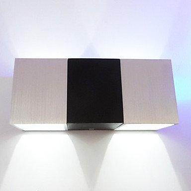 GAG-Spots muraux@Appliques de montage encastré LED/mini/lampe, métal moderne/contemporain LED , white