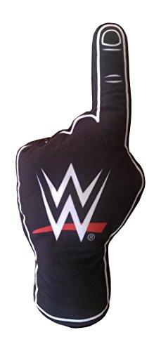 WWE Mano Cojín Afelpado, diseño con Forma de, Multi