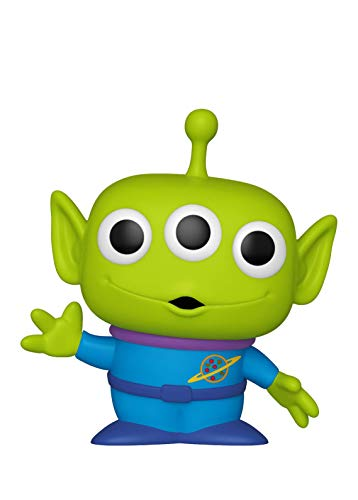 Funko- Pop Vinilo: Disney: Toy Story 4: Alien Figura Coleccionable, Multicolor, Talla única (37392)