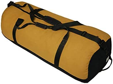 FILIOS Heavy Duty Canvas Duffle Bag For Men and Women All Purpose Military Army Style Duffel product image