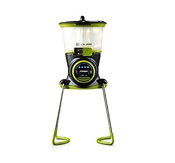 Goal Zero Unisexe - Lighthouse Mini Lanterne Noir Taille Unique