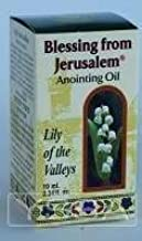 EIN GEDI 74870 Anointing Oil - Lily Of The Valleys 10 ml.