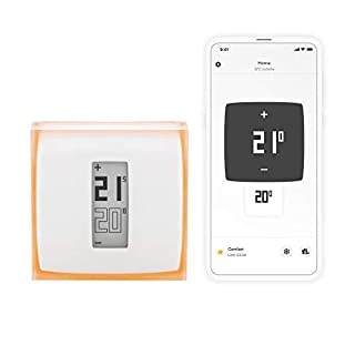 Netatmo Termostato Wifi Intelligente per caldaia individuale, NTH01-IT-EC (B07B97DSC7) | Amazon price tracker / tracking, Amazon price history charts, Amazon price watches, Amazon price drop alerts