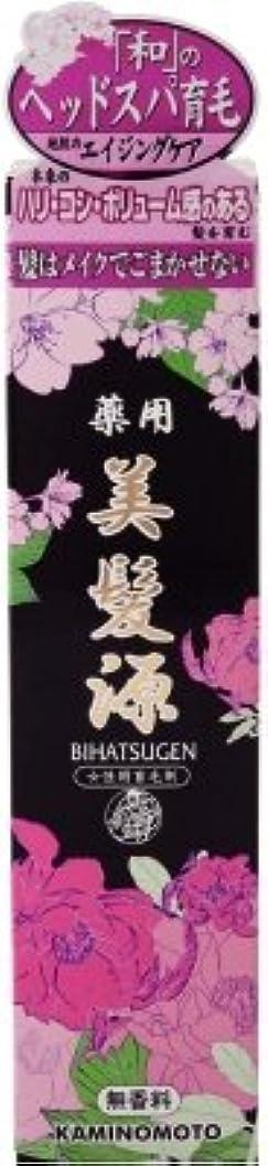 気まぐれな集計叙情的な加美乃素本舗 薬用美髪源 無香料 150ML 医薬部外品(女性用育毛剤)×36点セット (4987046120526)