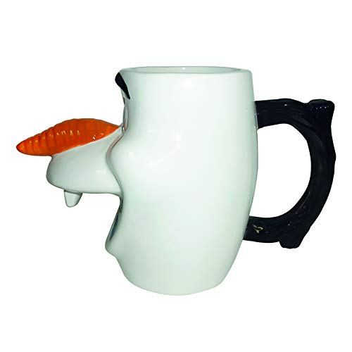 Olaf 3D Keramiktasse Keramik Frozen lustig