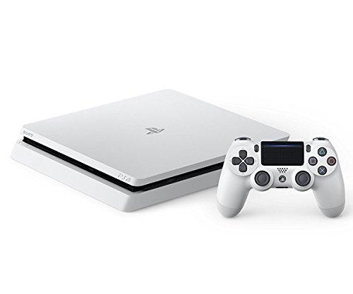 PlayStation 4 グレイシャー・ホワイト 1TB (CUH-2000BB02) 【メーカー生産終了】
