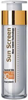 Frezyderm Sun Screen Velvet Crema protectora solar facial SPF 30 (textura aterciopelada previene el fotoenvejecimiento) ...