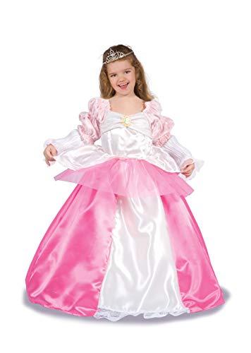 Ciao Principessina Bella Addormentata Costume Bambina Disfraces, Rosa, 3-4 años para Niñas