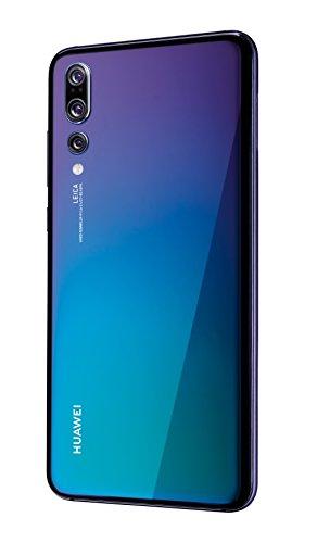 Huawei P20 Pro Smartphone débloqué 4G (6,1 pouces - 128 Go/6 Go - Double Nano-SIM - Android) Violet [Version européenne]