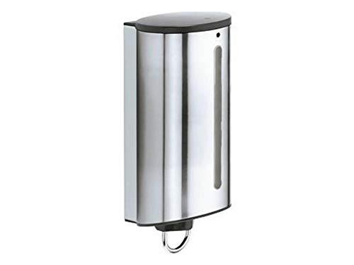 Keuco 14954170100 Lotionspender Plan, Pumpe/Kunststoff-Behälter, sil-elox