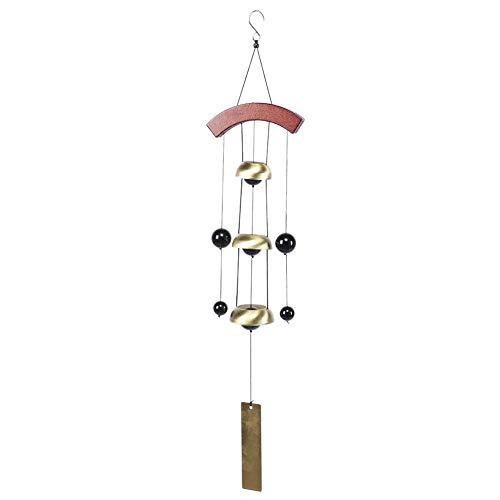 Windgong, koperen bel hangende windgong voor kamer Outdoor Yard Garden Decoration Gift