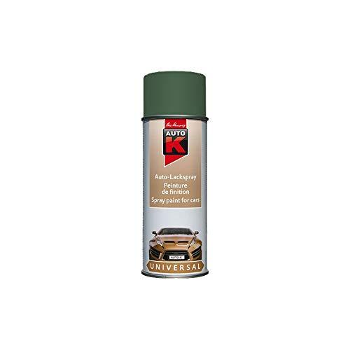 Kwasny Auto-K Universal Auto-Lackspray Lack Spray Spraylack Militärgrün Otan 400 ml