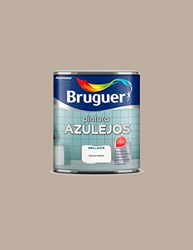 Pintura brillante para azulejos Bruguer (Piedra)