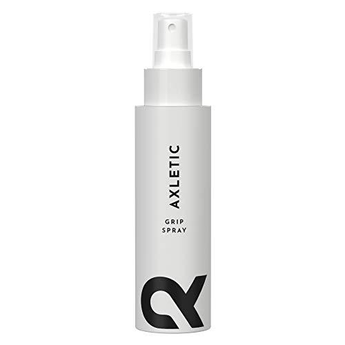 AXLETIC Pole Dance Grip Spray, Haftspray für idealen Pole Grip, Perfektes Antirutsch Spray für erhöhten Sport Grip bei Schuhen, Torwart Handschuhen oder Tischtennisschlägern, Dry Hands Grip Pole Dance