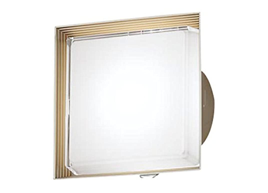 酸マングルゆりかごPanasonic LED ポーチライト 壁直付型 40形 昼白色 LGWC80320LE1
