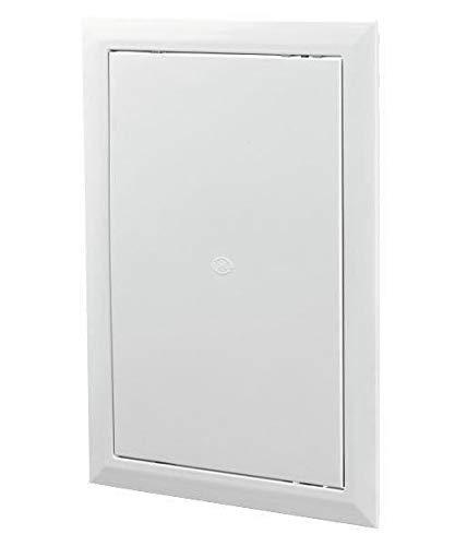 Value Access Panels Stromkreisverteiler-Abdeckung mit aufklappbarer Kunststoff-Tür, 300 x 600 mm