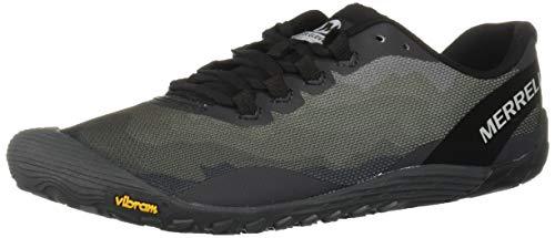 Merrell womens Vapor Glove 4 Sneaker, Black, 8.5 US