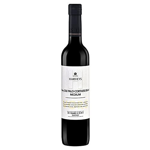 Vino VORS Palo Cortado Harveys de 50 cl - D.O. Jerez-Sherry - Bardinet (Pack de 1 botella)
